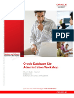 Oracle 12c TOC