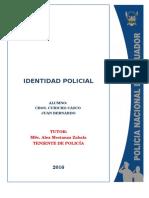 Identidad Policial