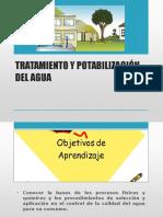 Tratamiento y Potabilización Del Agua