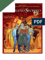 O Triângulo Secreto_ Vol 01_O Testamento Do Louco Didier Convard