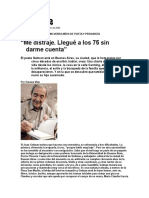 Entrevista a Gelman 2006