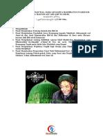 Risalah Ahlussunnah Wal Jamaah Hasyim Asy'Ari