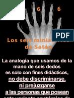 Los 6 Ministerios de Satán
