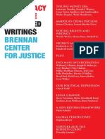 Democracy & Justice
