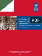 SEA Regional Economic Integration and Cooperation (HDRU)