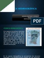 Cuenca Hidrográfica EXPO