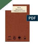 Manual Para El Cultivo Y Propagacion de Cycadas. Perez .F.M.A