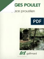 l Espace Proustien
