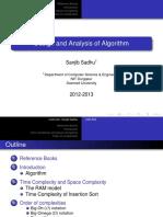 Algorithm Lecture 1