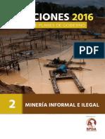 Análisis a Los Planes de Gobierno - Mineria Ilegal