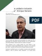 2016-02-10 Pactamos Unidad e Inclusión Con Reyes