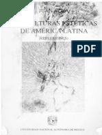 Acha Juan Las Culturas Esteticas de AM Reflexiones 1993 Resaltado