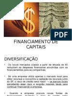 Financiamento de Capitais