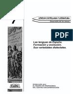 TEMA 7 LAS LENGUAS DE ESPAÑA (CEDE).pdf