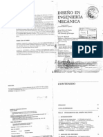 Diseño en Ingenieráa Mecánica (tercera edicion en español)  Joseph E. Shigley Larry D. Michell