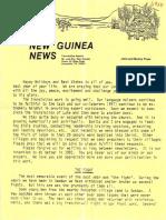 Pryor John Bonita 1993 PNG