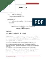CCA y EIA