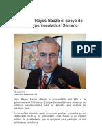 2016-02-08 Me Ofreció Reyes Baeza El Apoyo de Políticos Experimentados