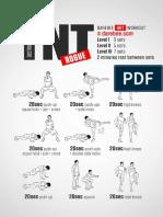 Tnt Rogue Workout