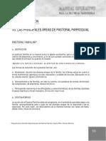 Arquidiócesis de México - Manual Operativo de La Pastoral Familiar