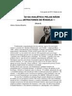 G-Engels Danação Dialética II