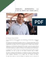 15-12-22 Enrique Serrano Representa La Continuidad en El Éxito de Chihuahua
