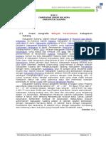 Gambaran Umum Wilayah Kab Subang BPS 2013