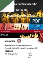 5. Seminario NFPA 20 SAYCO - Sept 2014