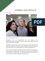 16-02-12 Presenta Diva Gastelum Cuarto Informe de Onmpri