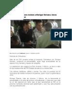 16-02-11 Más de Mil Jóvenes Reciben a Enrique Serrano