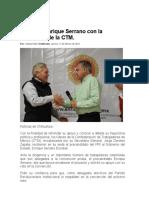 16-02-11 Se Reúne Enrique Serrano Con La Estructura de La CTM