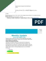 waes weekly update 4 greenscape