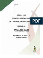 Mexico 2030 Pry Gr Vis Eje 3ECYGDE CYT
