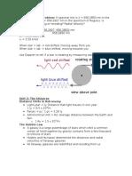 PCS181 Notes Class 4