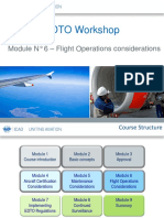 EDTO Module 6 –Flight Operations Considerations