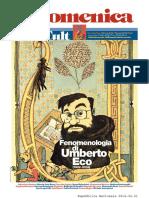 Fenomenologia di Umberto Eco (1932-2016)