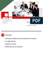 01 PPT - La Organización (1)