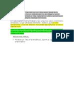 dermatoma SISTEMA NERVIOSO