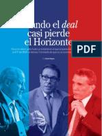 AFP HORIZONTE Cuando el deal casi pierde el horizonte
