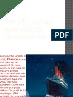 Cele Mai Mari Vasuri de Croasiera.