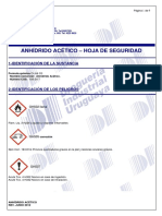 Anhidrido Acetico - Msds (2)