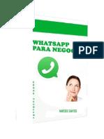 eBook 12 Dicas Negocios Whatsapp Marketing