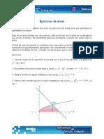 Ejercicios_areas Càlculo Integral