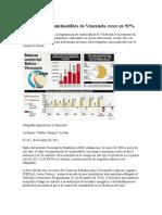 La Compra de Combustibles Bolivia Venezuela