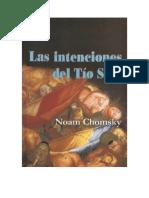 Chomsky Noam - Las Intenciones Del Tio Sam