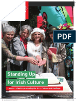 Standing Up for Irish Culture