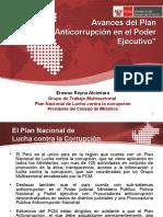 Avances Anticorrupcion