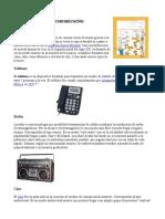 Distintos Medios de Comunicación