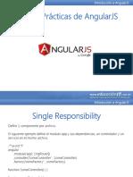 Buenas Prácticas de AngularJS