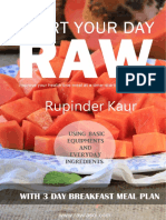 Start Your Day Raw